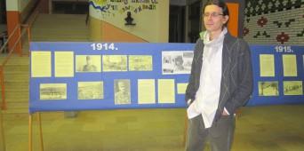 Предавање на тему Први Светски рат