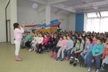 Сусрет са песником Мирјаном Петров