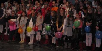 Новогодишњи концерт ученика Основне школе