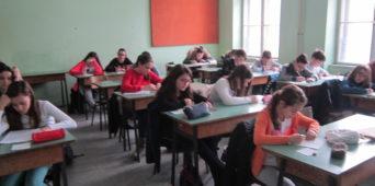 Школско такмичење читалаштва