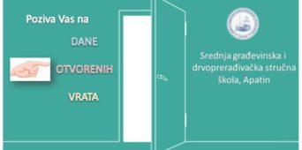 Упис у средње школе-Средња грађевинска и дрвопрерађивачка школа