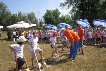 Одржане прве дечије традиционалне игре
