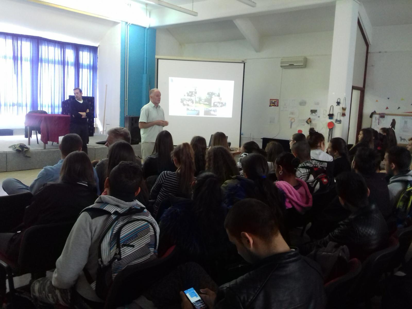 Презентације средњих школа