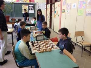 Šah. Aleksandra