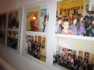 Изложба ученичких радова