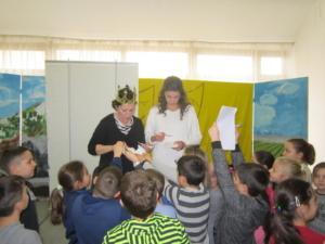 Predstava za decu Bajka o ribaru i ribici