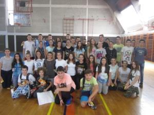 Награђени ученици на општинском