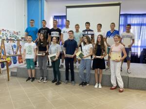 Додела Вукових и Специјалних диплома најуспешнијим ученицима